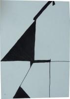 Marker on paper, 2011