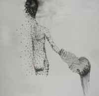 Ink on paper, 2009