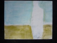 Softpastels and oilpastels on canvas, 2012
