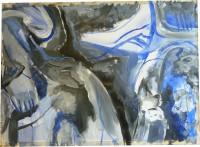 Acryll on paper, 2011