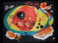 Mixed media on canvas, 2006