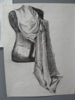 Charcoal on paper, 50x65, 2010
