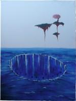 Acryll and gouache on canvas, 2008